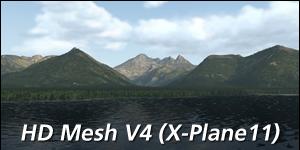 X-Plane HD Mesh